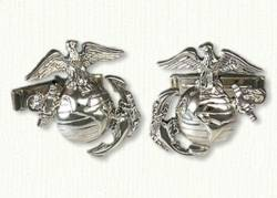 Marine Corps Cuff Links